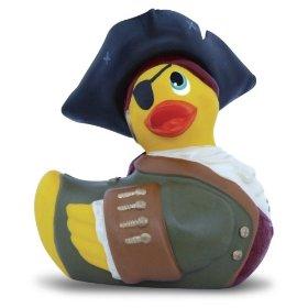 I Rub My Duckie Pirate
