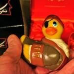 I Rub My Duckie Pirate Vibrator Close Up