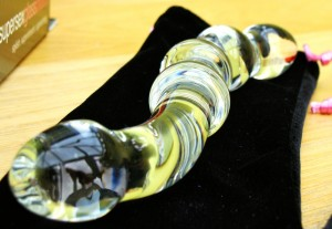 TraceyCox GlassDildos