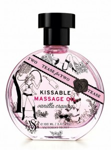 Victoria Secret's Vanilla Craving Kissable Massage Oil