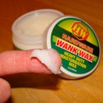 Hardware Wank Wax Heavy Duty Masturbation Wax Close Up