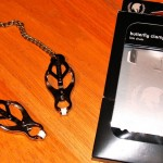 Butterfly Nipple Clamps Clover Clamps Unpacking