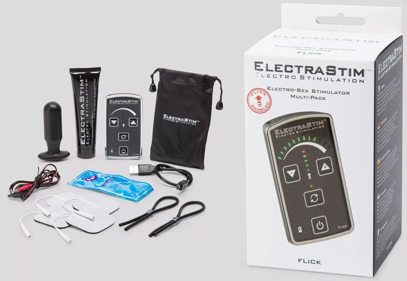 Electrostimulation sex toys