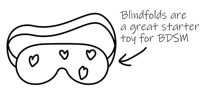 bdsm blindfolds